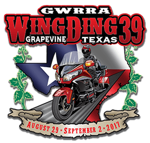 Wing Ding 39 GWRRA Motorcycle Rally